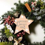 フレッシュグリーンで作るクリスマスリースのワークショップに参加しました❣️