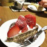 苺タルト、苺のショートケーキ、ミルクレープ🍓