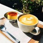 🍮WHITE GLASS COFFEEで濃厚プリンとカフェラテ💕
