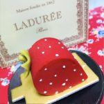 LADUREE(ラデュレ)のフレーズ・ラデュレとプレジール・シュクレ❤️